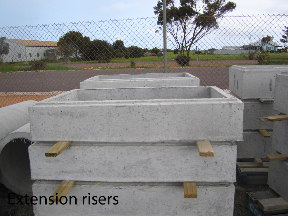 Septic Tanks & Accessories with Tumby Concrete Tumby Bay SA